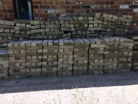 Patio brick