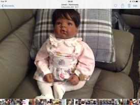 Designer baby doll