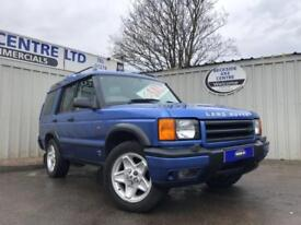 Land Rover Discovery 2.5Td5 ( 5 st ) auto 2000MY Td5 ES (5 seat)