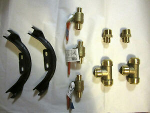 Set of Pipe Fittings ALL NEW!!