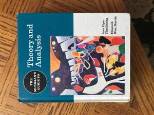 Music theory book