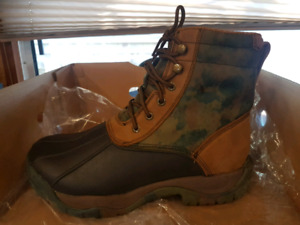 Womans Twisted X Waterproof Lace up Guide Boots