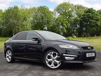 Ford Mondeo 2.0 TDCi Titanium X Sport 5dr (black) 2012