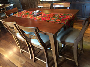 Pub Buy Or Sell Dining Table Amp Sets In Calgary Kijiji