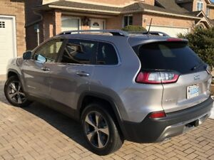 2019 Jeep Cherokee Limited SUV, Crossover