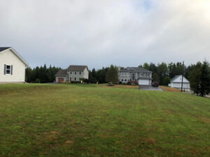 Residential Building Lot Sackville, NB for Sale HST INCLUDED!!!