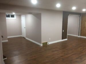 Spacious Basement for Rent in Westwood