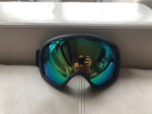 Oakley Canopy™ Factory Pilot Blackout goggles with PRIZM lens