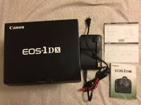 Canon Eos 1d X 18.1mp Digital Slr Camera - Black (body Only) - canon - ebay.com