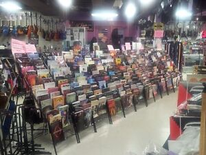 30 different makes of guitars from $99. and up Cambridge Kitchener Area image 3