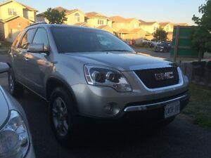 2008 GMC Acadia SUV, Crossover MUST BE SOLD!!!!