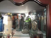 wanted to buy antique bottles