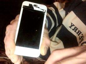 non working iphone 5c 32gb
