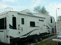 ROULOTTE FIFTH WHEEL PROWLER 2013