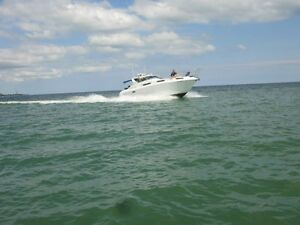 1980 Sea Ray Boats 380 T-Top Express Crusier