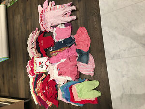 Baby girl clothes, 12-18 months