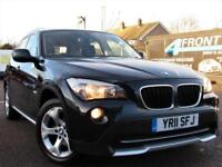 2011 BMW X1 XDRIVE 18D SE 5DR MANUAL DIESEL 4X4 4X4 DIESEL