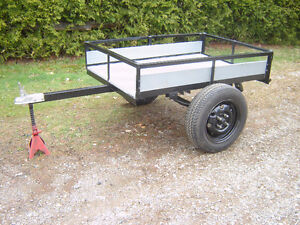 Two ATV Trailers for sale