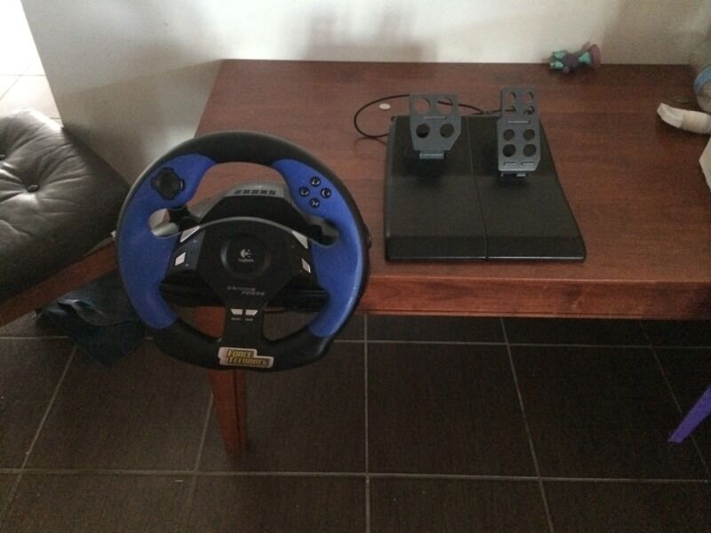 Ps3 Steering Wheel Ps3 Logitech Steering Wheel
