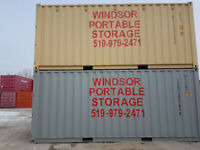 SALE STORAGE CONTAINERS 20 OR 40 FOOT RENT OR SALE SEA AND SHIP