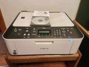 Cannon Pixma MX340 all in one printer