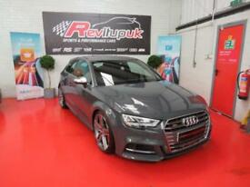 2017/67 AUDI S3 QUATTRO 2 DOOR - 528PS - HUGE SPEC MONSTER!!!!!! SHOWCAR
