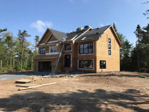 Brand New Ramar Home in Five Island! Almost Ready!