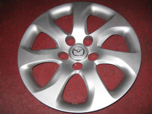 "2010-2013 Mazda3 16"" Wheel Cover Cap Genuine  Part #BBM2-37-170"