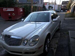 2007 Mercedes benz E-class