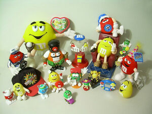 M&M's - Candy Dispensers - Clock - PS2 Mouse - Toys Etc. $5—$50