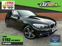 2015 BMW 1 Series 1.5 116d Sport (s/s) 5dr Hatchback Diesel Manual