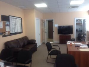 Prime commercial office space for rent