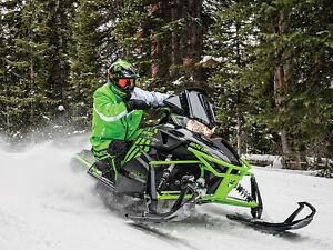 2017 Arctic Cat XF 6000 Cross Country Limited ES (137) Regina Regina Area image 5