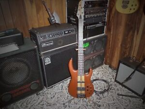 Carvin Bass For Sale