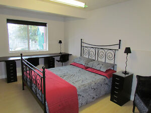 Large Room with Walk-in Closet to Student in Penticton