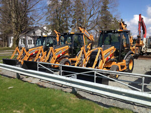 NEW 2015 CASE 580 BACKHOES IN STOCK-0% FOR 60 MONTHS