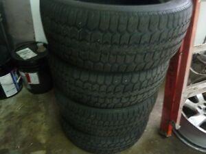 Uniroial Tiger Paw winter tires set of 4 Kitchener / Waterloo Kitchener Area image 1