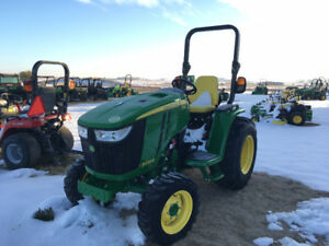 JOHN DEERE 3039R NEW TRACTOR -$14,000 CASH DISCOUNT