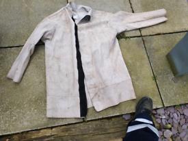 Welders jacket and sleeve