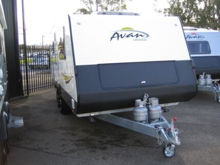 AVAN OWEN LIMITED CARAVAN 2015 Windsor Gardens Port Adelaide Area Preview
