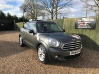 2014/14 Mini Cooper Paceman 1.6 Chili Auto Full Mini S/Hist £0 DEPOSIT FINANCE
