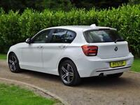 BMW 1 Series 116i 1.6 Sport 5dr PETROL MANUAL 2014/14