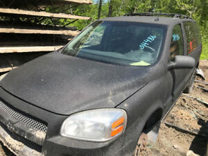 2008 Chevrolet Uplander  ** FOR PARTS ** INSIDE & OUTSIDE***