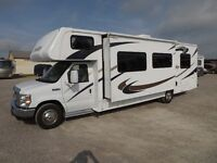 2009 Forest River Sunseeker 3100SS - 1 large Slideout