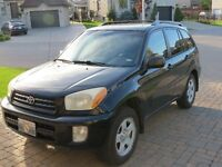 Toyota RAV4 2003 with only 175000kms