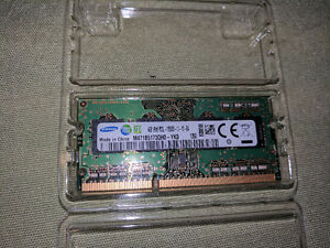 Samsung 4GB DDR3 Memory PC3L-12800S