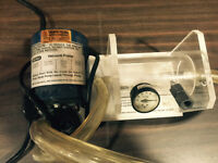 Vacuum Pump - used and working condition -
