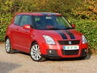 2008 08 SUZUKI SWIFT 1.6 SPORT 3D 124 BHP