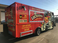 Food truck/trailer custom builder