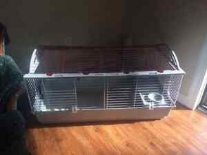 XL Living World Rabbit Cage